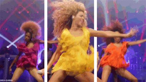 Beyonce Screws Dancers by Chipping Away The