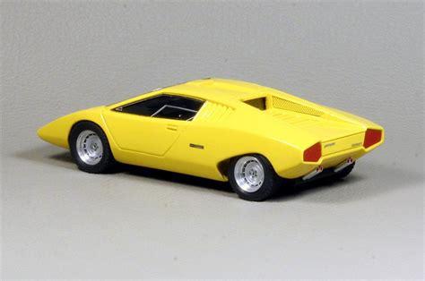 1971 Lamborghini Countach Looksmart Lamborghini Countach Lp 500 Prototipo 1971 In 1