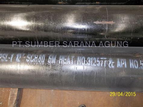 Pipa Carbon Steel 2018 Jual Pipa Seamless Carbon Steel Sch 80 160 Harga Murah