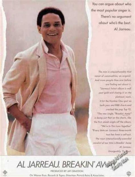 al jarreau breakin away vintage music advertisements of the 1980s page 14