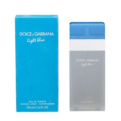 Parfum Original Dolce Gabbana Light Blue Edt 100ml Tester dolce gabbana light blue eau de toilette for at lewis