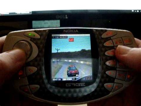 Nokia N Gage Classic nokia n gage classic original taco colin mcrae rally