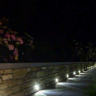 beleuchtung natursteinmauer natursteinmauer beleuchtung sitzplatz