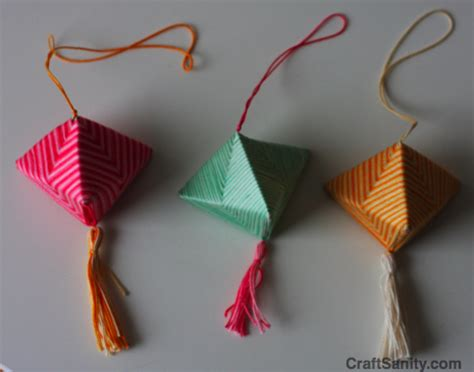 dragon boat festival crafts the dragon boat wrapped holiday ornament tutorial