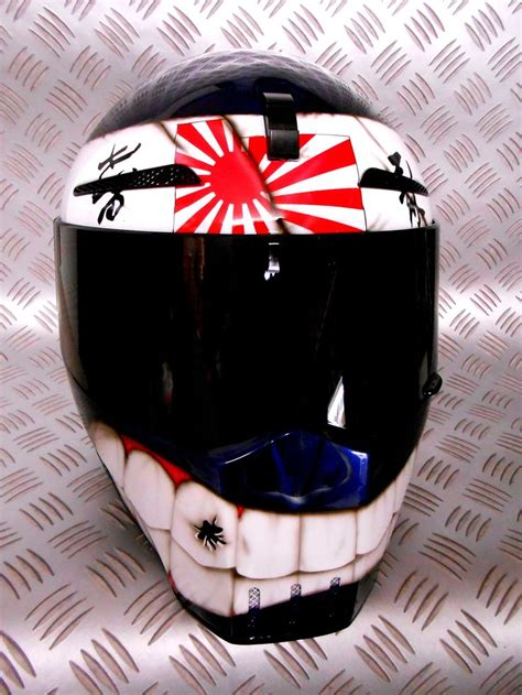 japanese design helmet 66 best custom motorcycle helmets images on pinterest