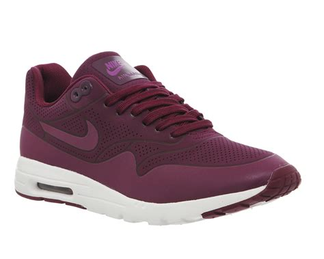 Nike Sneakers Damen by Nike Air Max 1 Ultra Moire L Mulberry Purple Sneaker