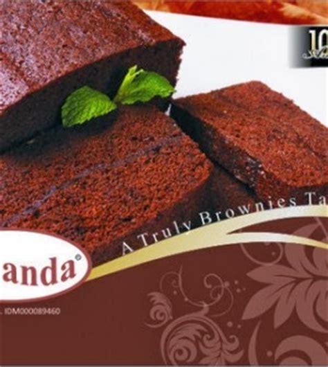 Brownies Kukus Amanda Lapis 2 Rasa Refreshing Oleh Oleh Dari Bandung