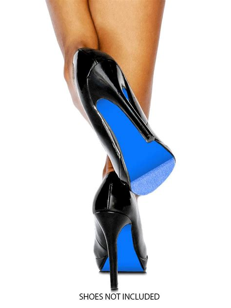 Wedding Shoes With Blue Soles by Blue Colored Shoe Sole Kit Diy Blue Shoe Soles Slip