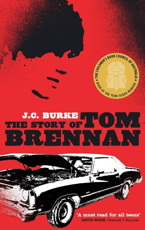 the story books booktopia the story of tom brennan by j c burke