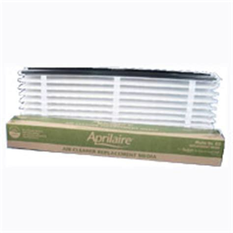 aprilaire 45 humidifier filter genuine media for model aprilaire 45 water panel for model 400 2 pack filters