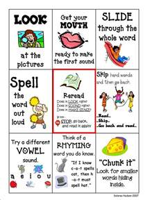 reading strategies resource