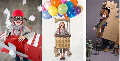 5 disfraces hechos con cartn disfraces caseros disfraces con cajas de cart 243 n una idea original y