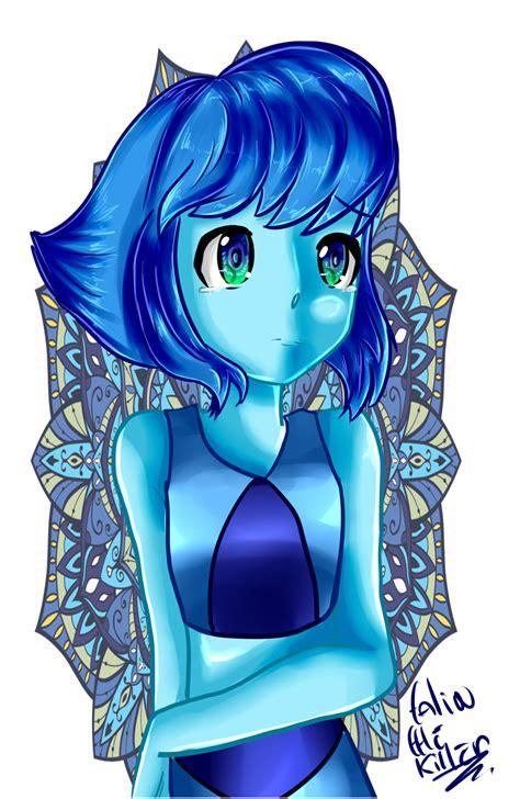 imagenes de lapislazuli lapis lazuli steven universe by talinthekiller on deviantart