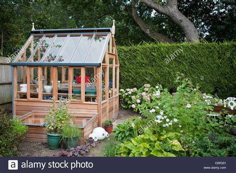 Small Backyard Greenhouse For The Home Gardener Brand New Small Greenhouse In A Garden In