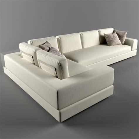 arketipo sofa plat arketipo sofa 3d model