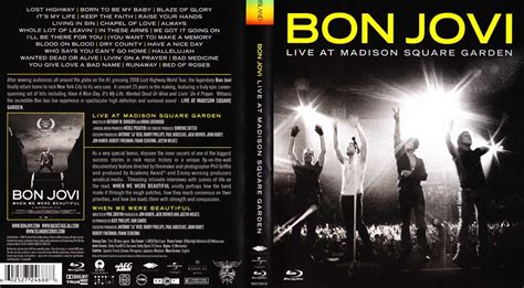 Live At Square Garden by Bon Jovi Live At Square Garden 2009 Bdrip 1080p