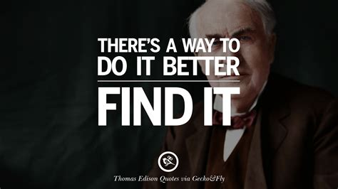 edison quotes 10 empowering quotes by edison on work and success