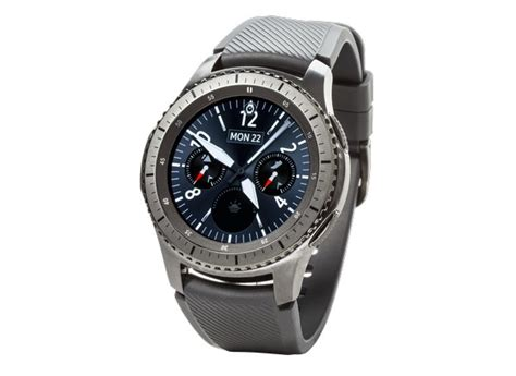 Smartwatch Gear S3 Frontier Samsung Gear S3 Frontier Smartwatch Consumer Reports