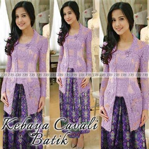 Atasan Kebaya New Encim Bordir By P Dan L Collection Hijau jual kebaya cavali batik ungu harga murah medan oleh