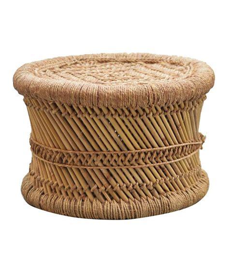 pebbleyard small jute stool buy pebbleyard small jute