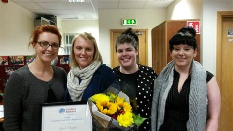 comfort keepers cork interview with tippula mangan cork carer of the year