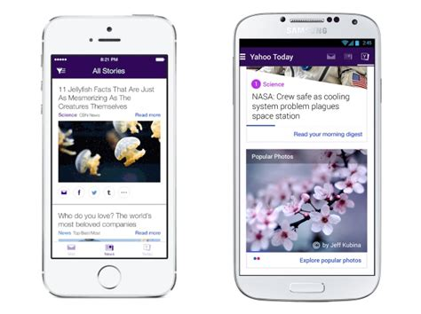 yahoo mail app for android yahoo mail app just got a few new exciting updates for android techmalak