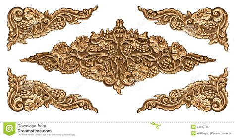 Kursi Grand Flower Kursi Ukiran Kayu Jati Interior Jepar classical carved wooden sofa royalty free stock images