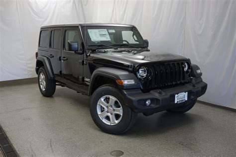 2019 jeep grand wrangler new 2019 jeep wrangler unlimited sport s sport utility in