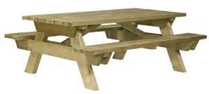 fabriquer une table de jardin en bois wikilia fr