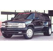 """Year / 2002 Chevy Suburban """"New Style"""" 4 Piece Set 2000"""