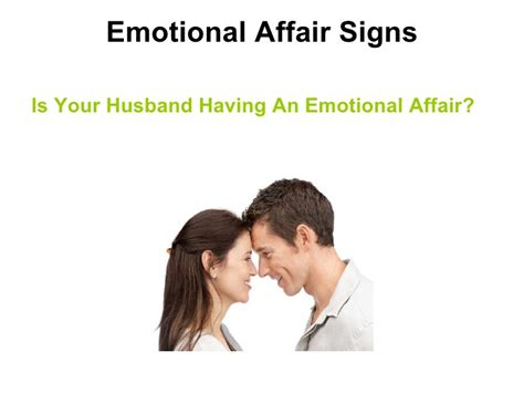 did lisa rini husband have an affair emotional affair signs is your husband having an