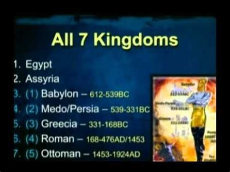 major themes book revelation pt3of4 understanding bible prophecy in the end days i