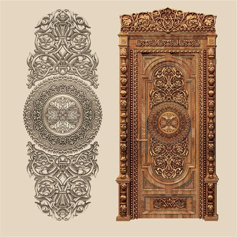 Kitchen Cabinet Door Prices luxury carved architectural ornaments historic woodwork