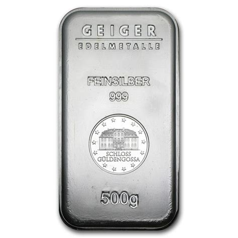100 gram silver bars for sale 500 gram silver bar geiger 1 2 kilo silver bullion bars