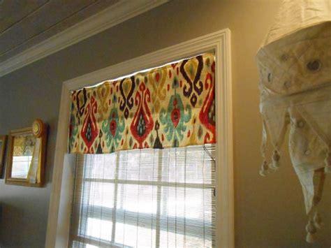 Ideas For Ikat Curtain Design Ikat Curtain Valances This Fabric Home Decor