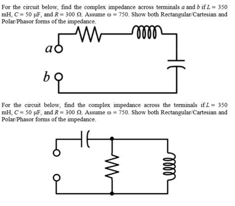 impedance phasor form impedance in phasor form 28 images chapter 5 steady state sinusoidal analysis ppt impedance