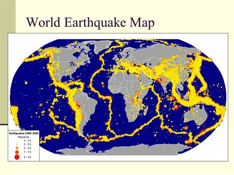 earthquake world changing earth s surface ppt video online download