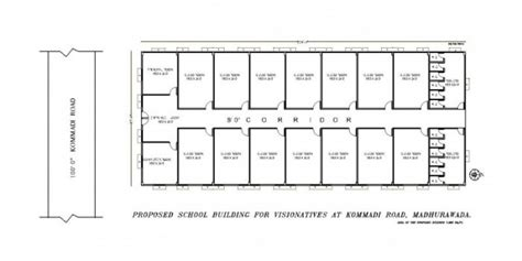 floor plan of school building master s school building floor plan vision nationals