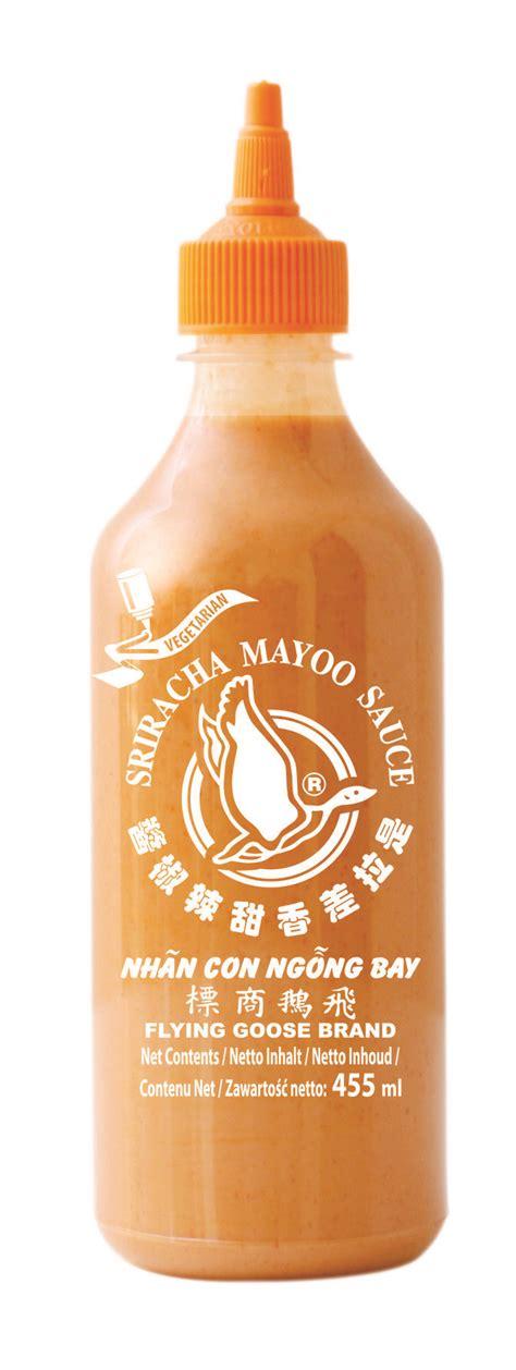 spicy condiment hybrids sriracha mayonnaise