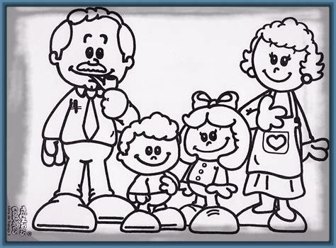imagenes sobre la familia para dibujar entretenidas imagenes para dibujar de la familia