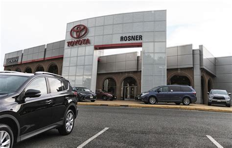 local toyota dealers rosner auto group sells local car dealerships to sheehy