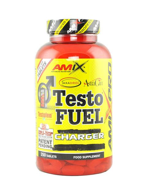 testo by testo fuel by amix 250 tablets 72 52