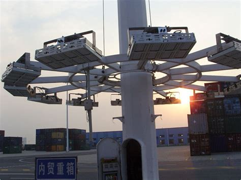 led high mast light bbe diy high mast led light in hefei china