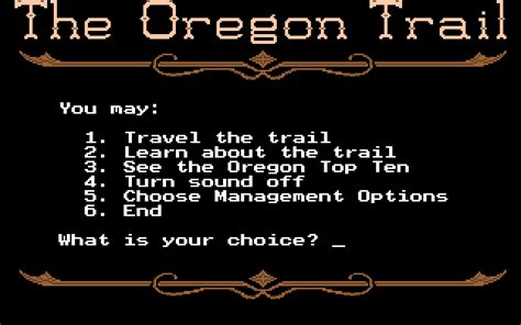 how to get rich on the oregon trail super adventures in gaming the oregon trail ms dos