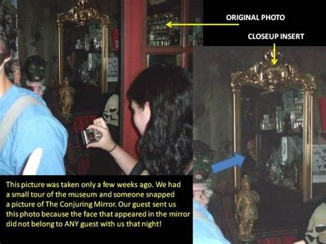 annabelle doll true story wiki in mirror while in the warren museum no guess looked