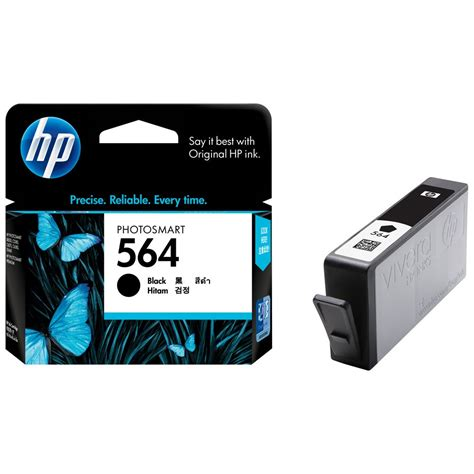 hp 564 photo black tinta printer tinta hp 564 black ink cartridge elevenia