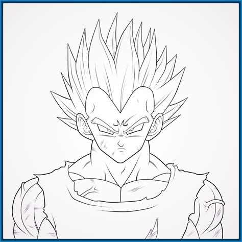 imagenes para pintar de dragon ball z dibujos para colorear de dragon ball z gohan archivos