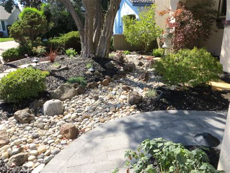 front yard landscapes asian landscape san francisco