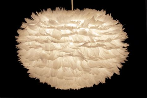 Feather Pendant Light Eos Feather Pendant Light By Vita Copenhagen Colourful Beautiful Things