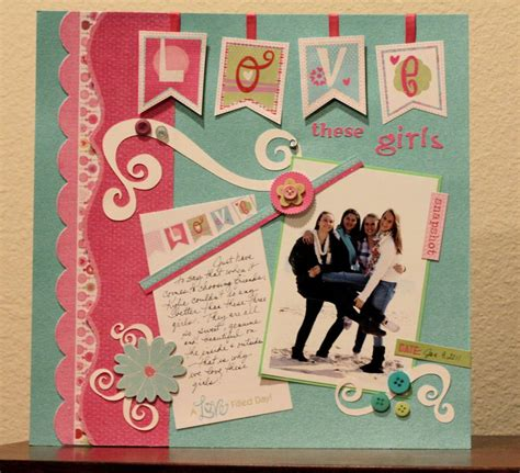 layout en scrapbooking simple scrapbook layouts for beginners google search 1